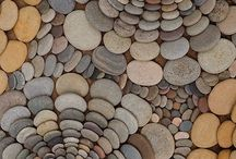 Sten olika former