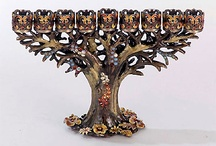 Judaica / Although I am not Jewish myself I have a love of many artistic Judaica items and customs. / by Dreams InBloom