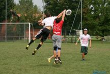 Ultimate Frisbee / Real sport