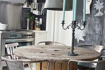 Junk Style / #upcycle #recycled #design #furniture