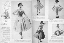 Sewing: Vintage Patterns