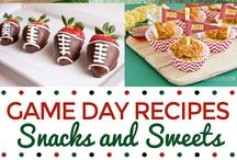Super Bowl Snacks  / NewsChannel 3 is taking action to make sure you have the most delicious snacks at your Super Bowl party this year! / by WTKR NewsChannel