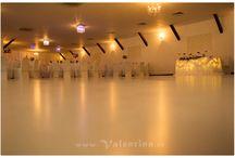 Decoraţiuni Evenimente / Decoraţiune Nuntă - Salon Evenimente - Pensiune Valentina din Râmnicu Vâlcea