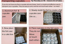 Boxes, stands etc - cupcakes, cakes