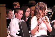 Quinn Middle School Band & Chorus