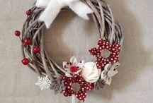 Xmas Leon wreath