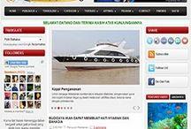Ilmu Pengetahuan / List of Indonesia Web Blog who have science category