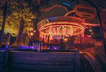 Valokarnevaali/The Carnival of Light / Linnanmäen kausi huipentuu vuosittain tunnelmalliseen Valokarnevaaliin