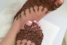 Henna art / by 'Nur Ardhiyah'