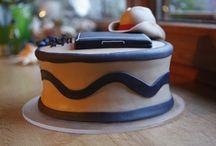 Birthday cakes / Narozeninové dorty / My cakes / Mé dorty