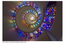 Karl's Stained Glass Windows and Art Glass / by Karl Kersnovske