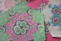 Quilts: Diamonds / by Angie Davis