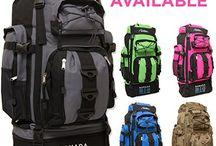 Best Hiking Backpacks by Luggage Supermarket