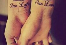 Couple Tattoos