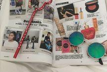 Magazine_&_co / Ce thème représente des magazines de mode et quelque fois d'autre choses pour des photo plus jolie comme un parfum où une paire de lunette et encore d'autre choses!