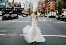 NYC Editorial Bridal