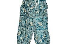 Fisherman Pants & Pants