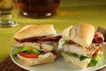 Fish Sandwich Fridays / Great seafood recipes to make every Friday a Fishwich Friday / by Sea Best