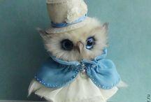 Owl / Совы и их родственники