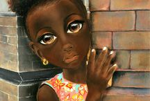 Black woman you are beautiful / Inspiring artwork and random pictures of black women that encapsulate African beauty