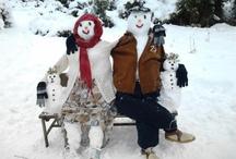 It's snowing / by B.B. E.-Financial Advisor