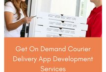 On Demand Courier Delivery App Development