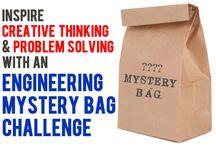 Children - Mystery Bag Challenge
