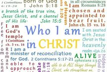 Who I am in God