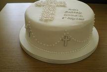 tortas bautizo