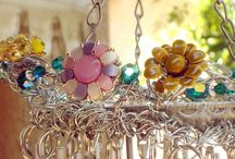 Windchimes and Mobiles / by Mary Beth Lay