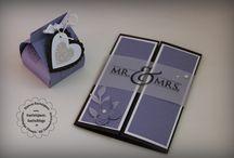 Karten - Hochzeit/Hochzeitstag