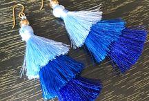 Tini Lux - Niobium Earrings