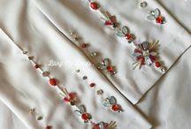Decori abiti in embroidery
