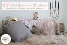 Styled shoot by Mennat Al Hammami, Cloud 9 Weddings