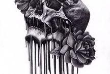 Skulls have beauty <3