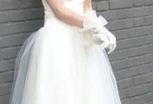 Bridesmaid dresses  / by Crystal Tsang