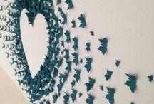 Brico papillon