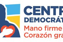 CENTRO DEMOCRÁTICO / Imágenes del Partido Centro Democrático, el del expresidente Alvaro Uribe Vélez.