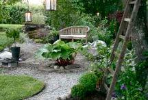Štěrkové zahrady a cesty