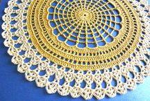 Crochet Doily / by My Crochets