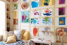 Kids room / by Sylburyhome Sylvia Gampel