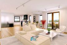 Aranżacje wnętrz i projekty domów
