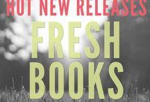 New Book Releases! / New and Upcoming Book Releases spanning several genres (YA, New Adult, Adult and more!)