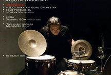 Percussion - Tatsuya Nakatani