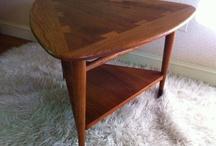 1960's Furniture & Inspiration