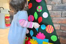 Christmas ideas for children / Things to do with children