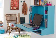 Møbler til små rum