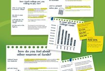 Student Infographics / Student information made visual