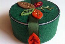 Things I made for Christmas 2014 / Az összeügyeskedett ajándékok egy része, jobb és rosszabb fotókon...