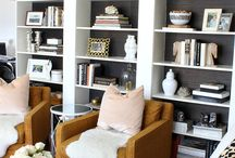 Home Decor: Living Room Area